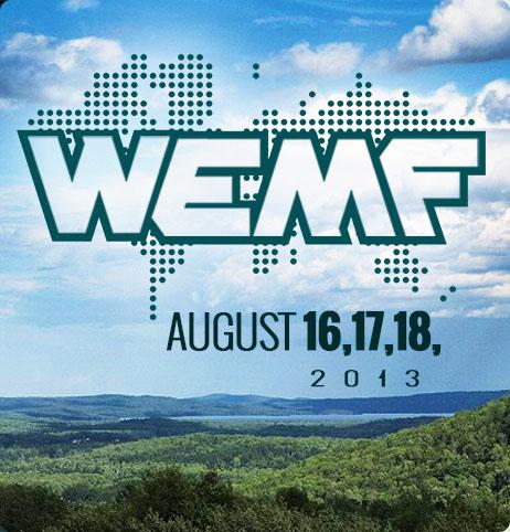 WEMF 2013 Algonquin ON