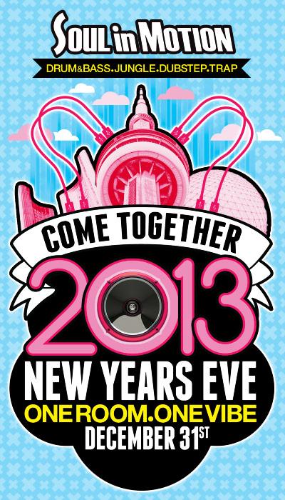 Rene Lavice, Marcus Visionary, DJ Lush, Warrior Music, DJ Spinz, Mr. Brown, Scott Free, Grizzy, DJ Love HZ. Hosted by Traj, Lucky General. electronic dance music EDM toronto NYE