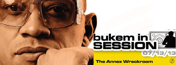 L  TJ Bukem, Sniper, DJ Prime, Rick Toxic, DJ 6IX Annex Wreckroom Toronto