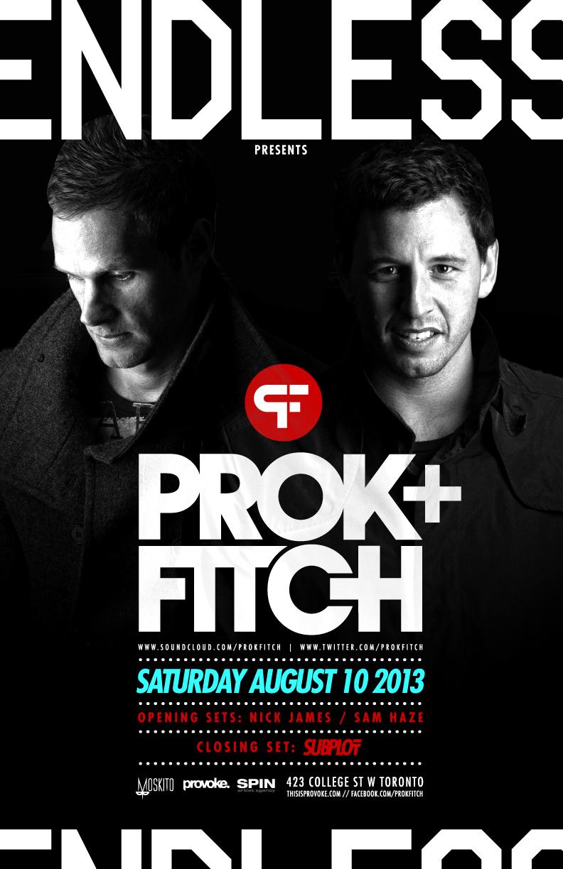 P  rok + Fitch Toronto Moskito