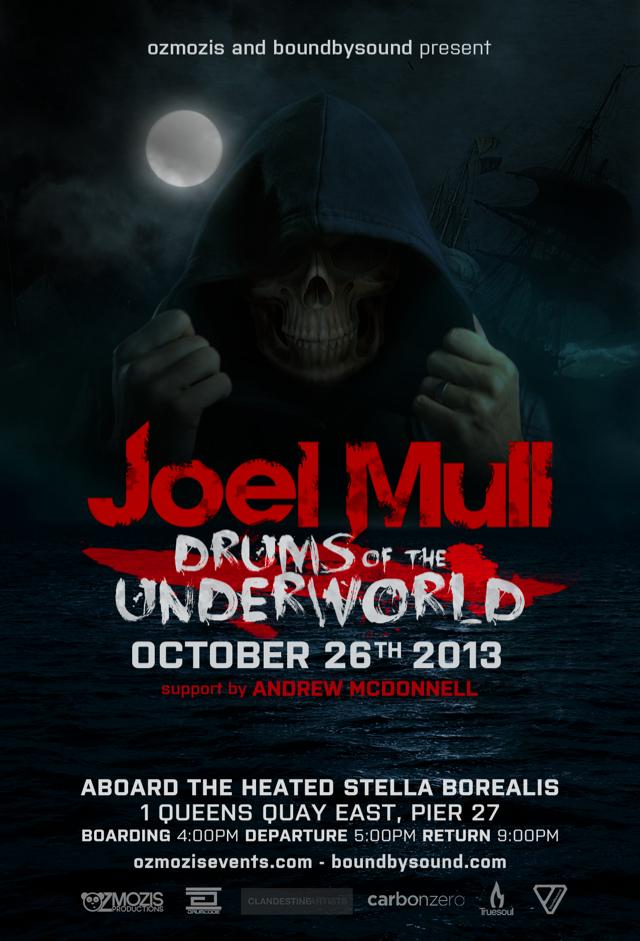 J  oel Mull boat cruise Toronto