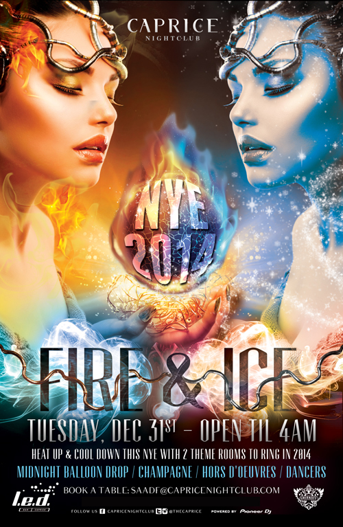 Johnny Jover & Special Guests to be announced. NYE Vancouver