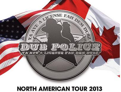 D  ub Police Tour, Bullet Bill at the Red Room Ultra Bar Vancouver