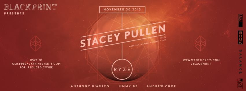 Stacey Pullen, Jimmy Be at Ryze Toronto