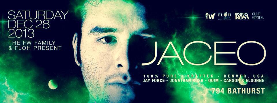 JACEO w/ Jonathan Rosa at 794 Bathurst