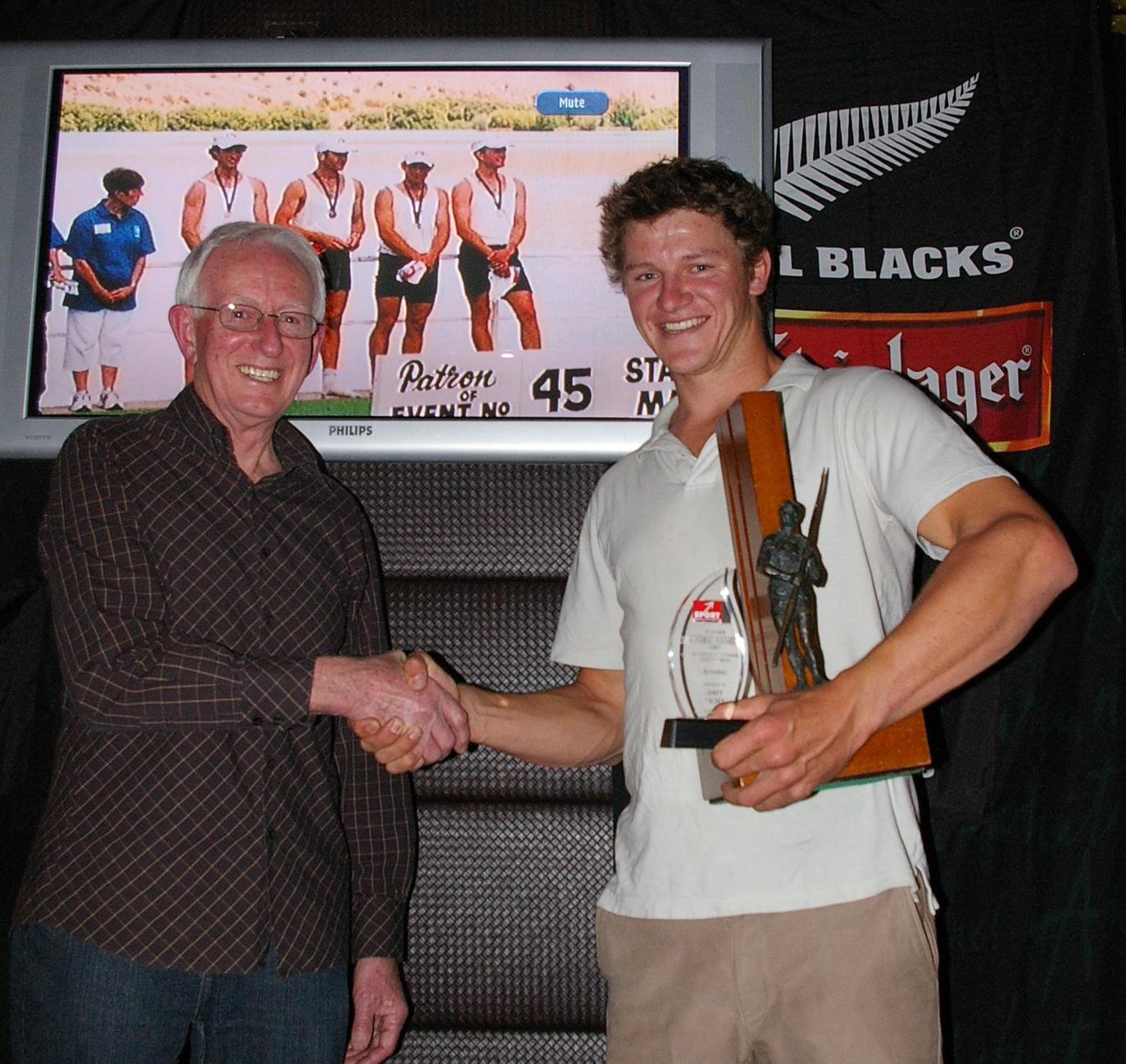 matthew trott - oarsmen of the year 2007.jpg