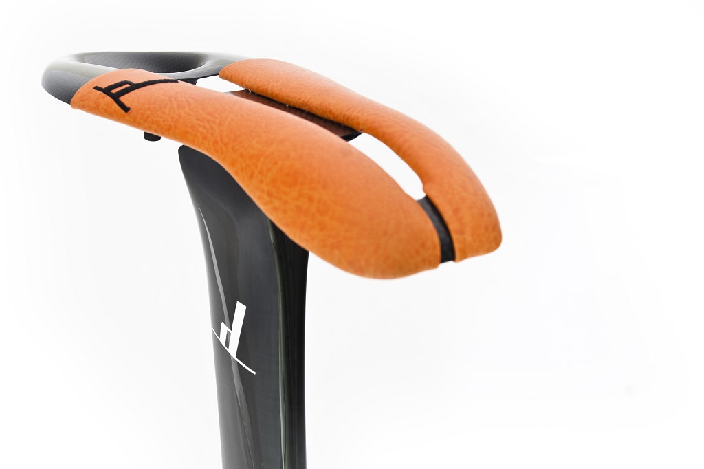 Dash Cycles - Custom Padded TT.9 Aero Combo Carbon Triathlon TT Saddle