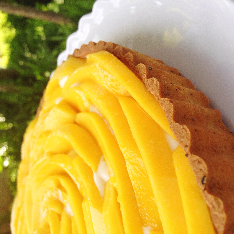 Mango Tart   RafaellaSargi.com