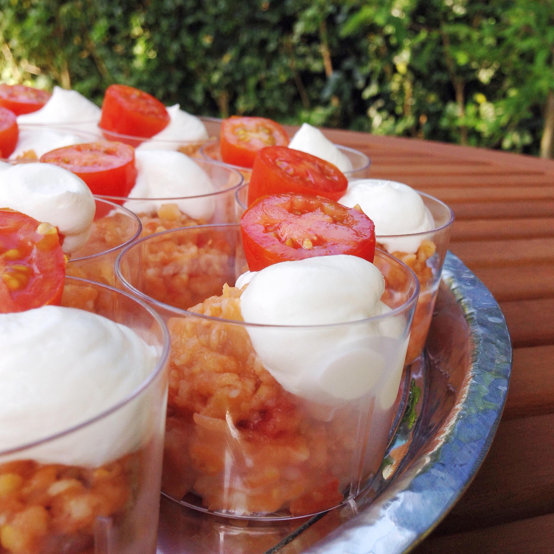 Berghol Bi Banadoura / Bulgur in Tomato Broth | RafaellaSargi.com