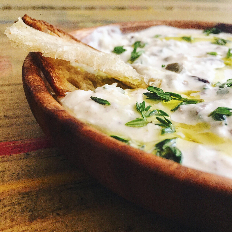 Feta Olive Dip | RafaellaSargi.com