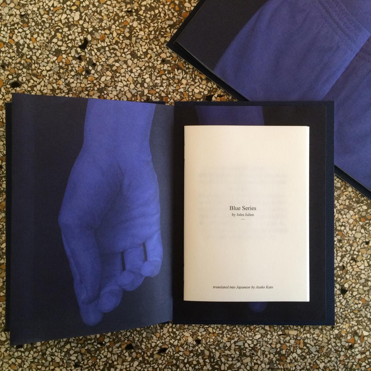 Blue Series by Jules Julien