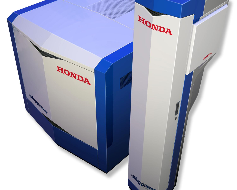 Honda/PlugPower HES3