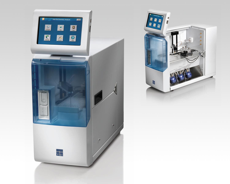 YSI 2900 Biochemistry Analyzer