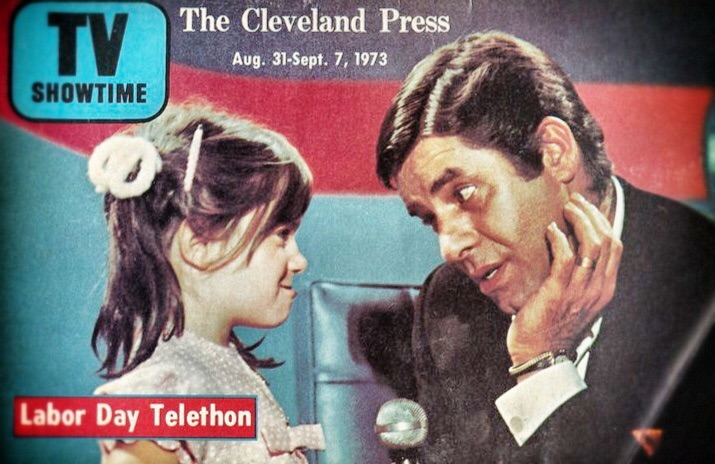 Jerry Lewis Labor Day Telethon 1973