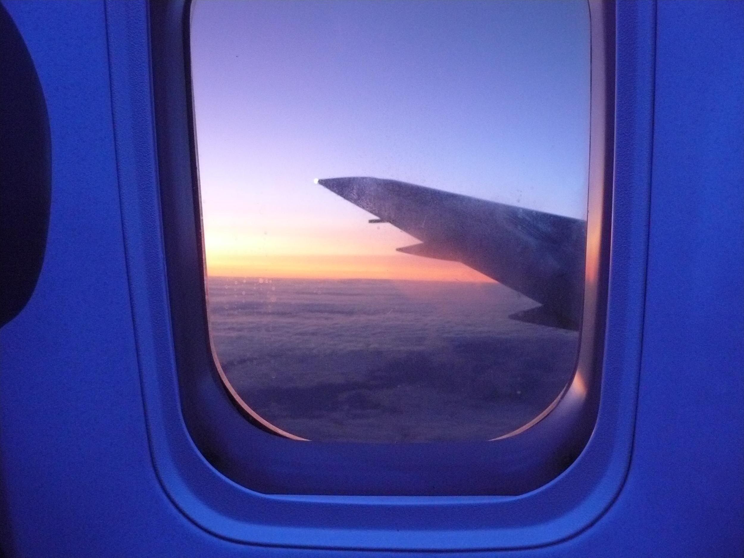 Overnight flight to Munich.