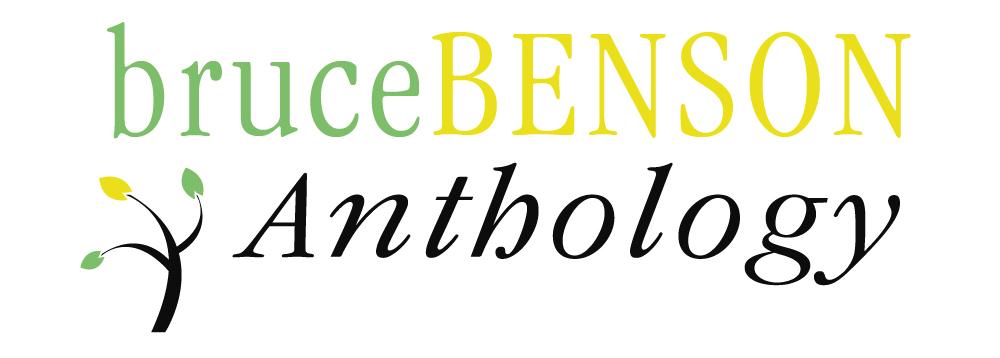 Bruce Benson Anthology logo