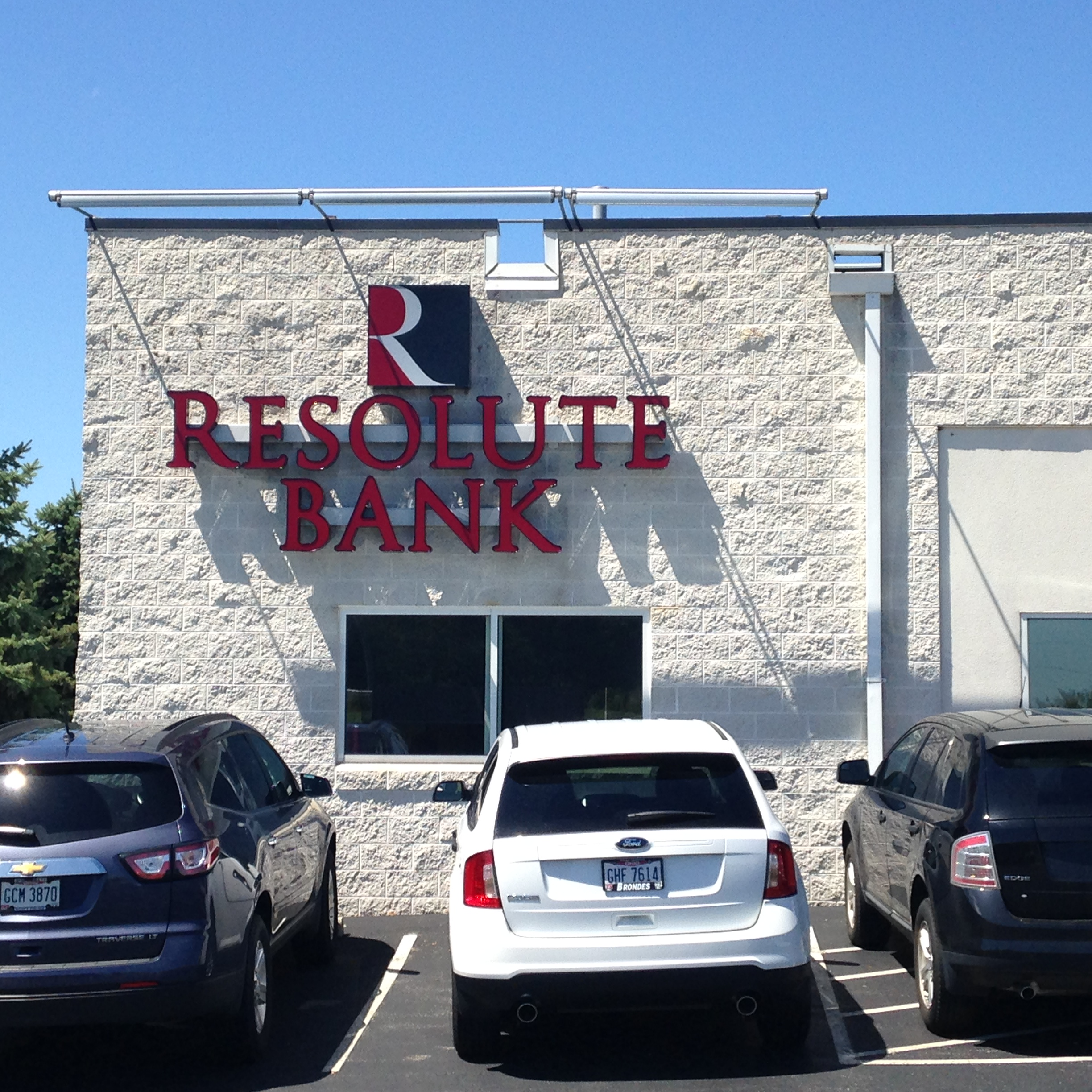 RESOLUTE BANK - MAUMEE, OHIO