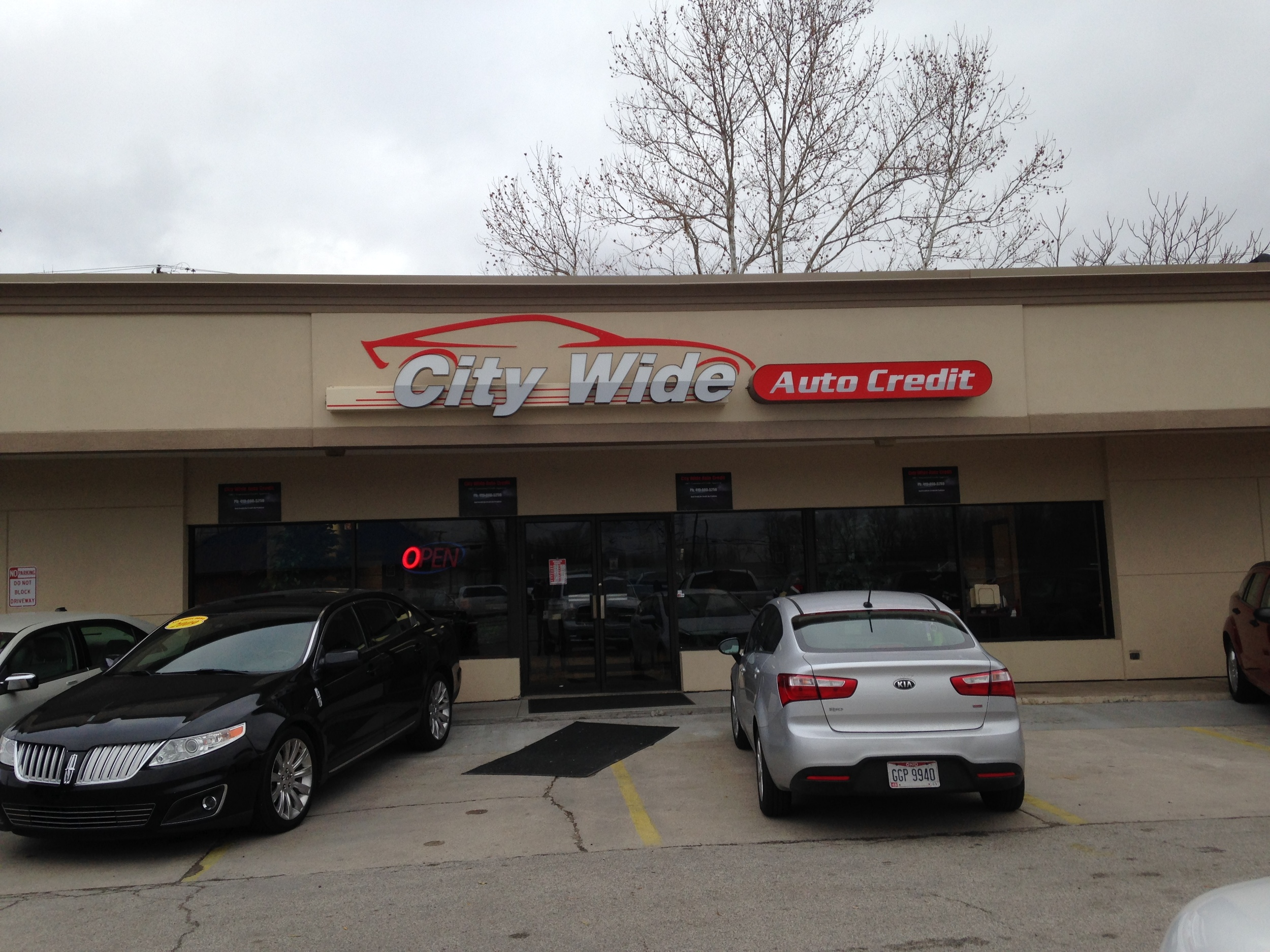 CITY WIDE AUTO CREDIT