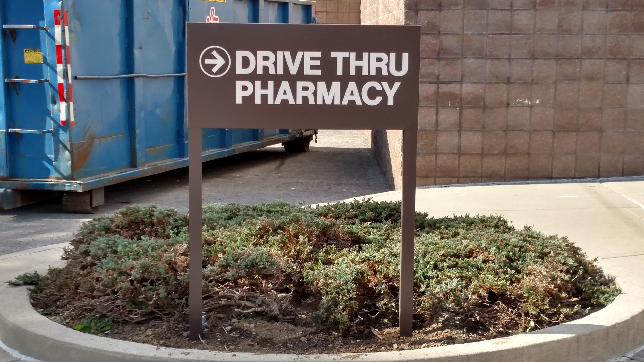 Drive Thru Pharmacy