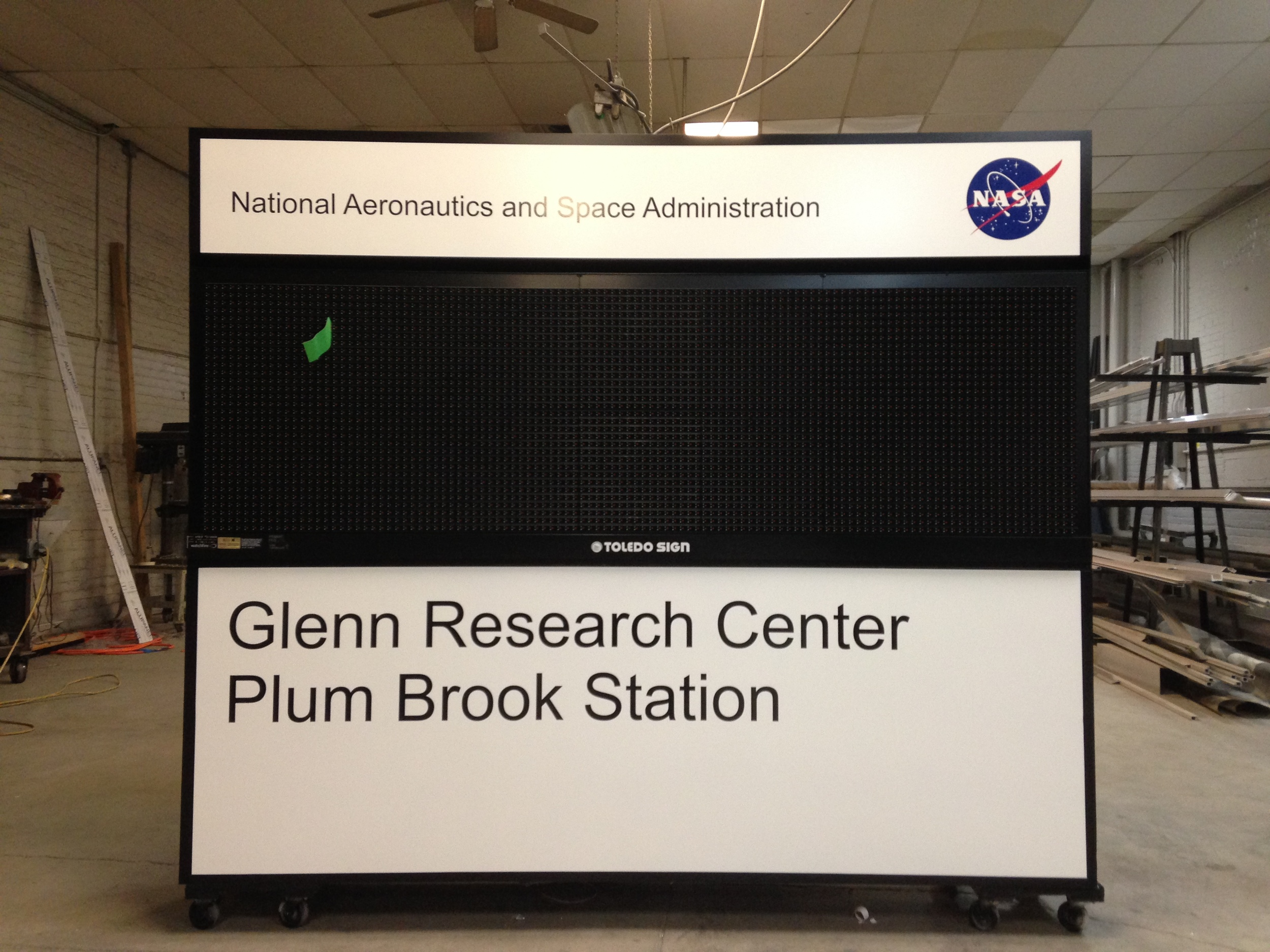 Glenn Research Center Plum Brook Station