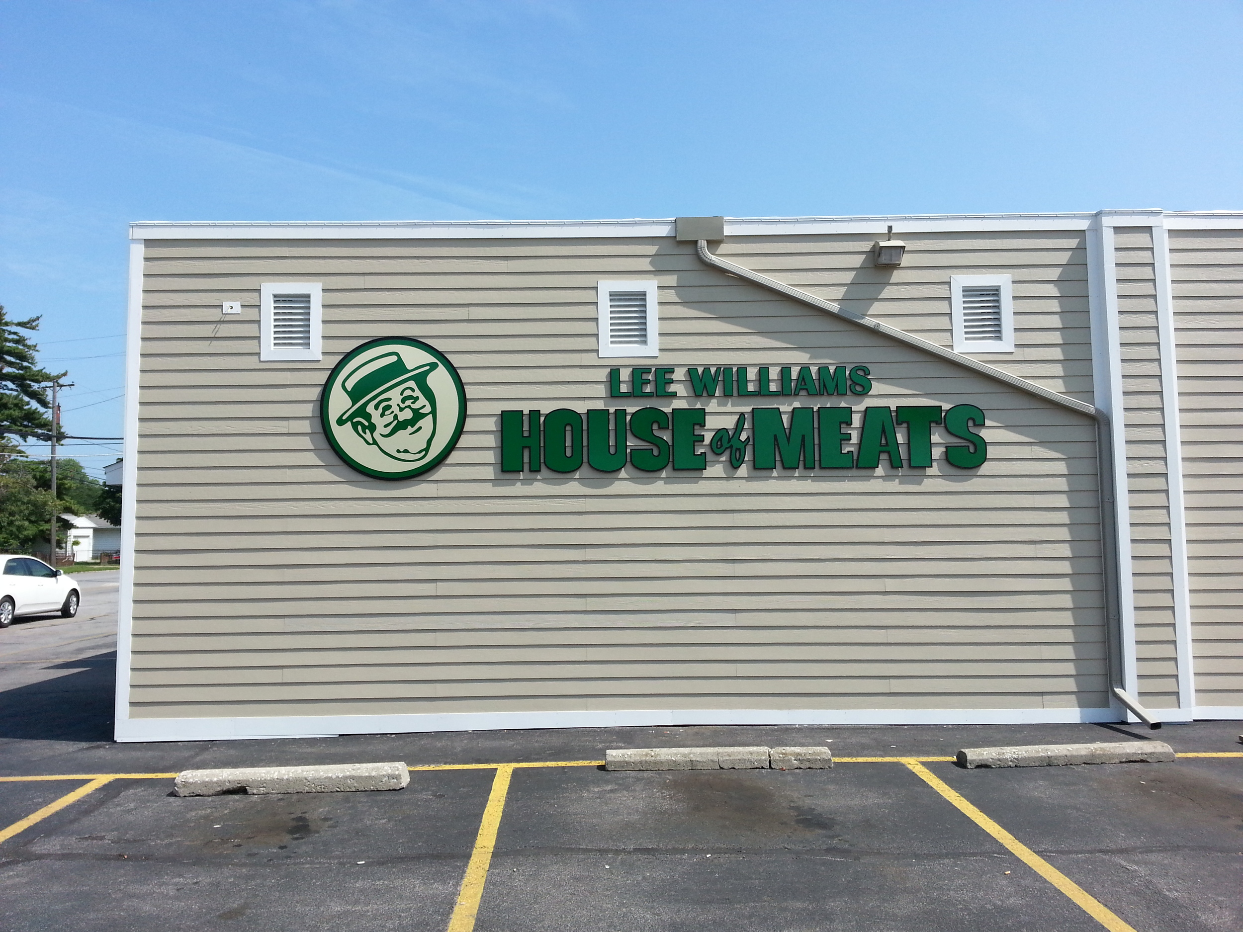 Lee Williams House of Meats