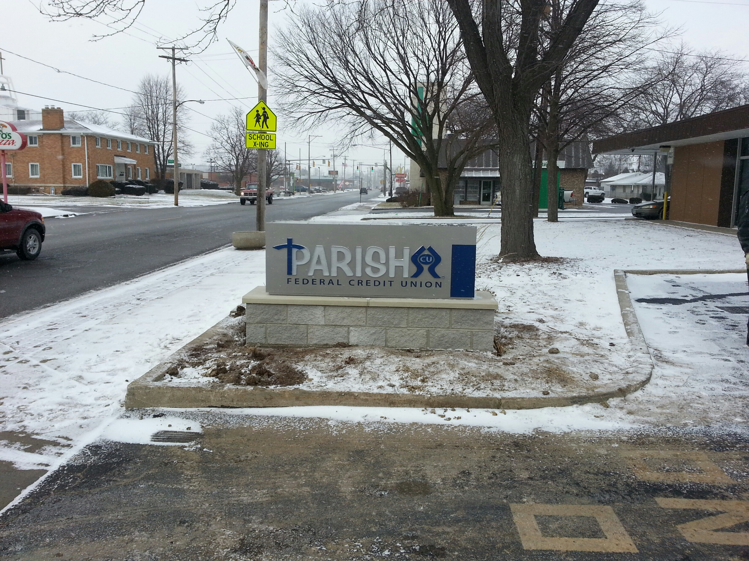 Parish Federal Credit Union