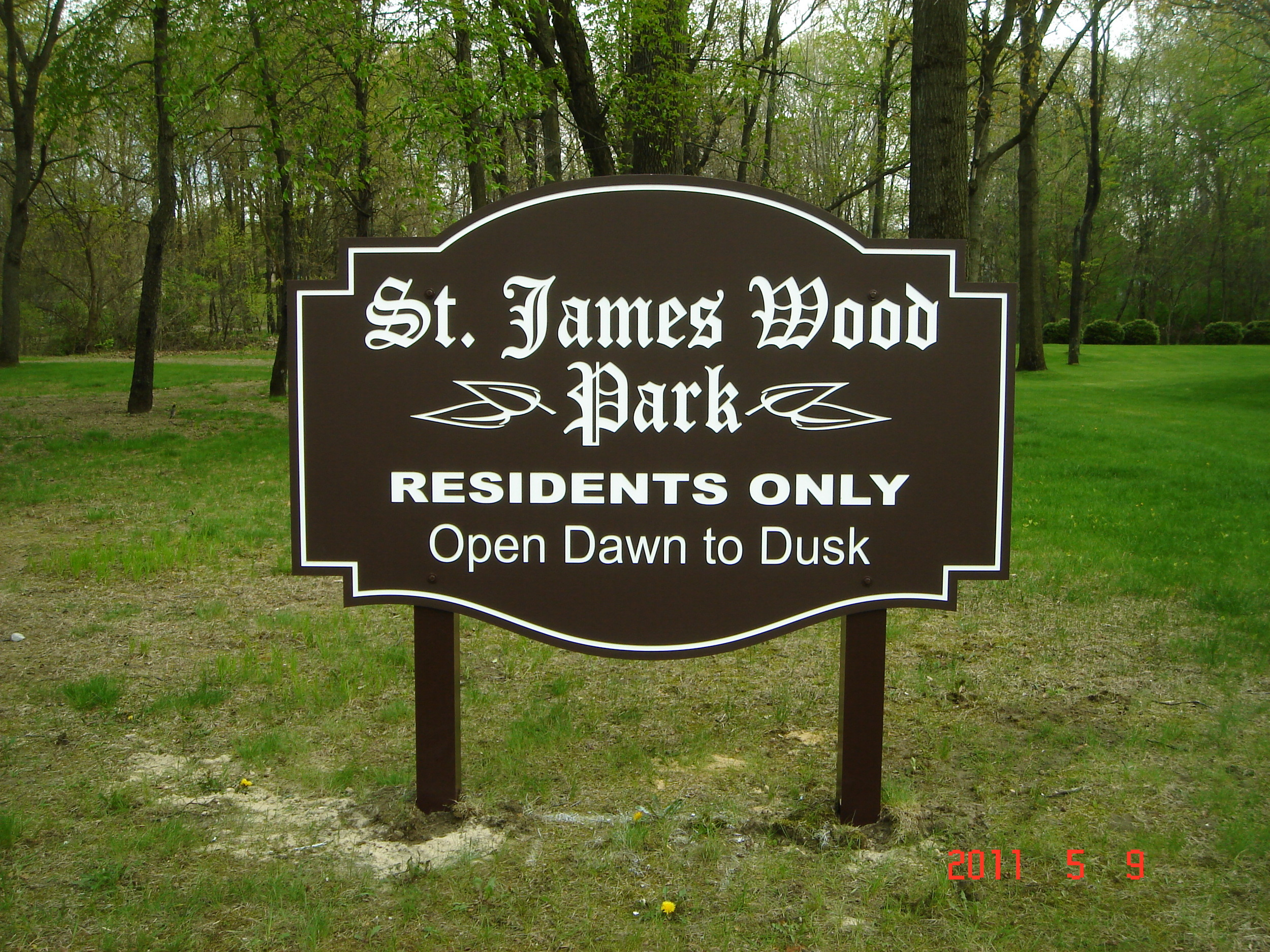 St. James Wood Park