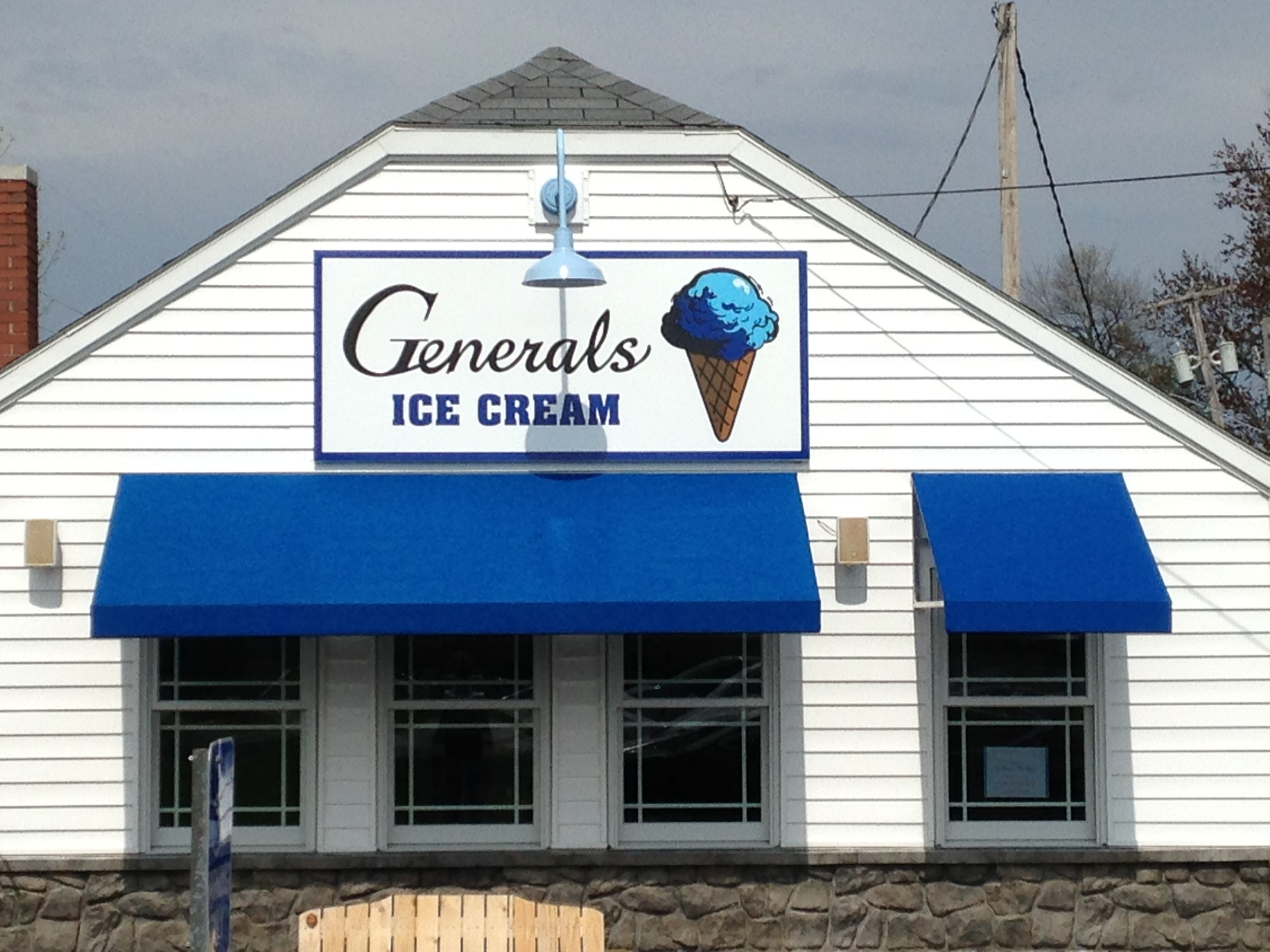 Generals Ice Cream