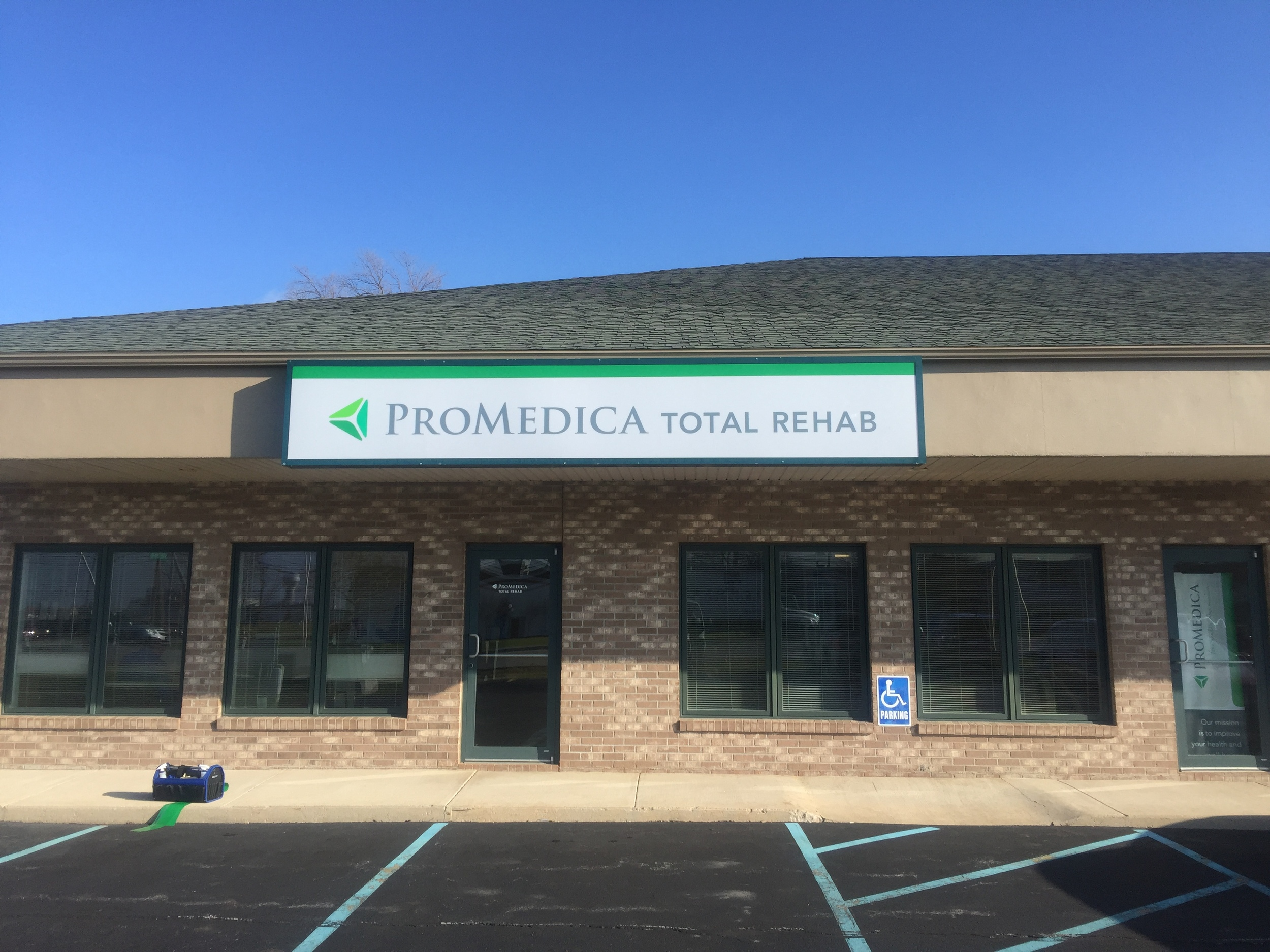 ProMedica Total Rehab