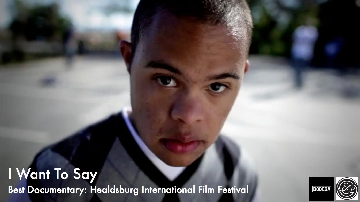 "Michael Carey composed & produced the music for ""I Want To Say"" winner of the 2012 Healdsburg International Film Festival – Best Documentary"