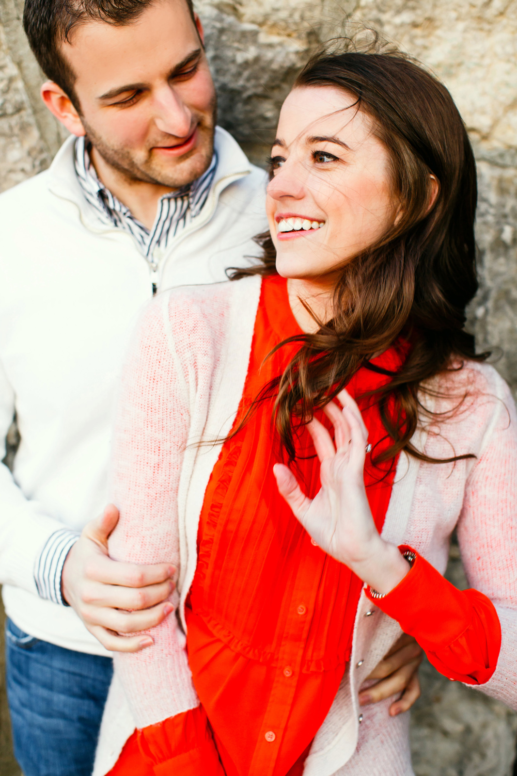 German Village Engagement Shoot Columbus Ohio St Louis Wedding Photographer Oldani Photography
