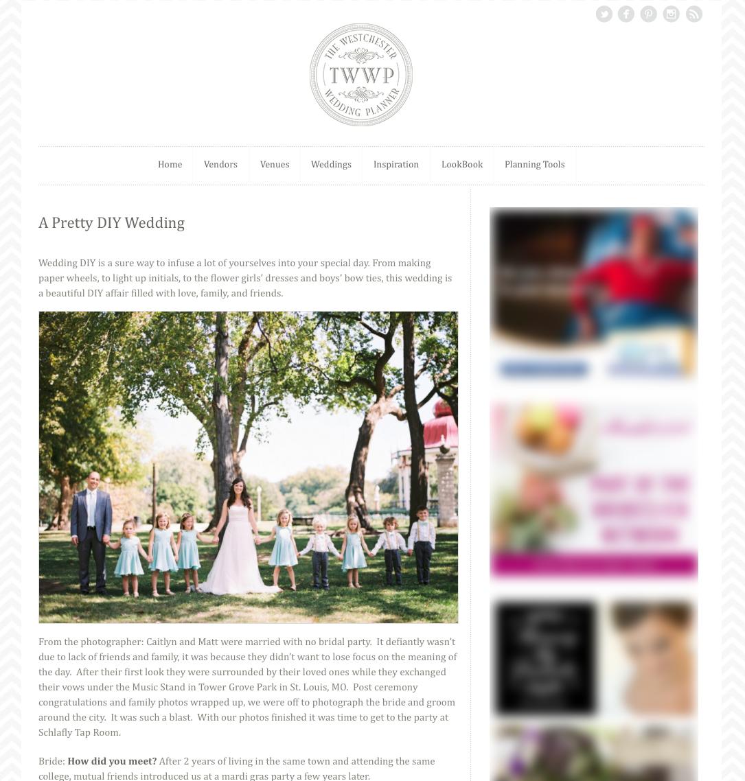 The Westchester Wedding Planner Oldani Photography St. Louis Wedding Photographer