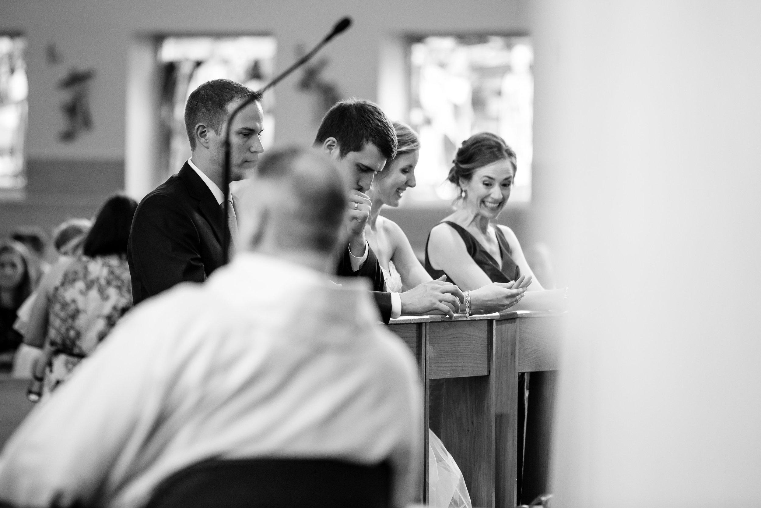 St. Louis Wedding Photographer Oldani Photography Our Lady of Providence Catholic Church 4.jpg