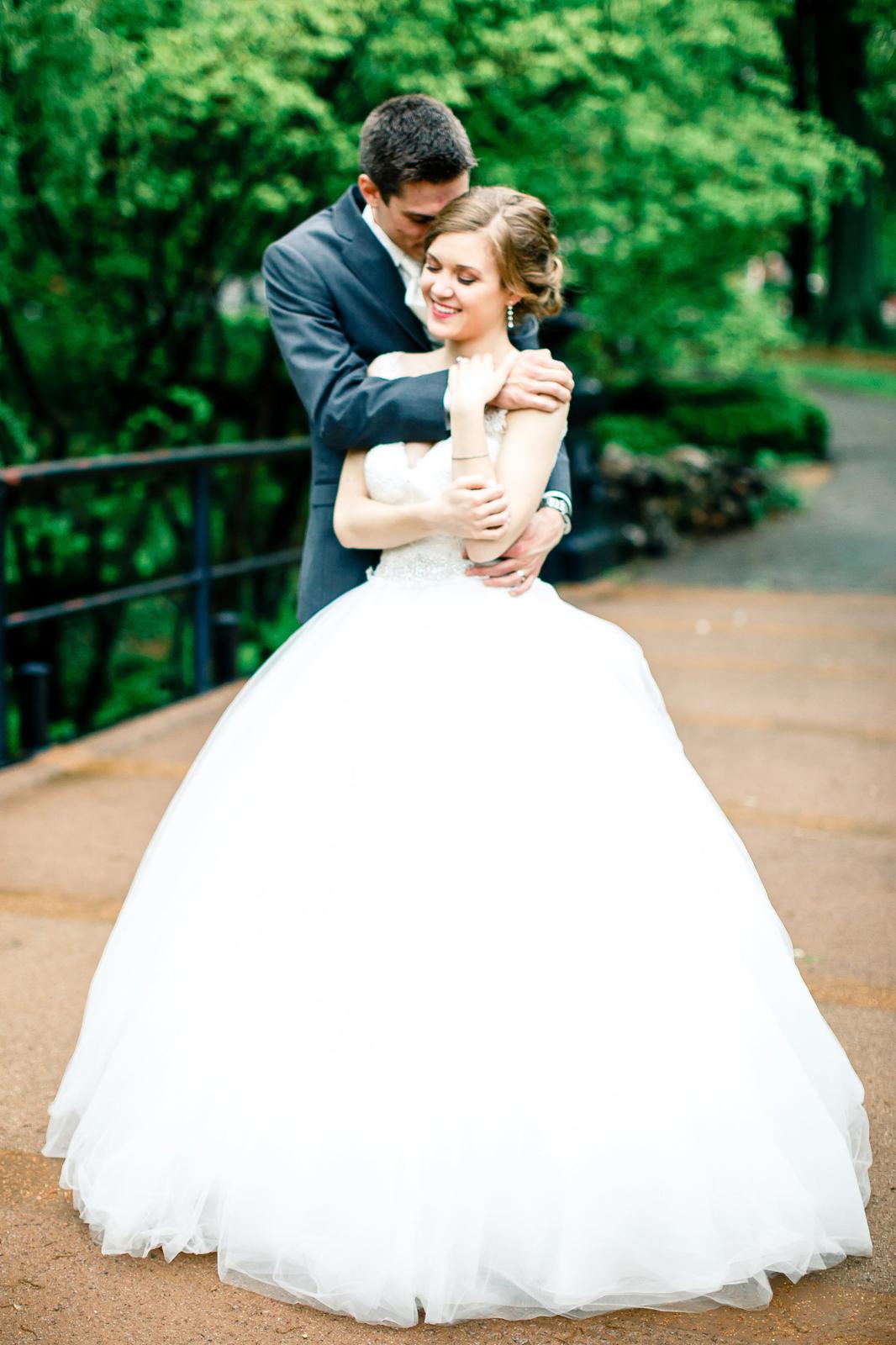 Bridal Portraits Lafayette Square Park Bride Groom St Louis Wedding Photographer Oldani Photography 3.jpg