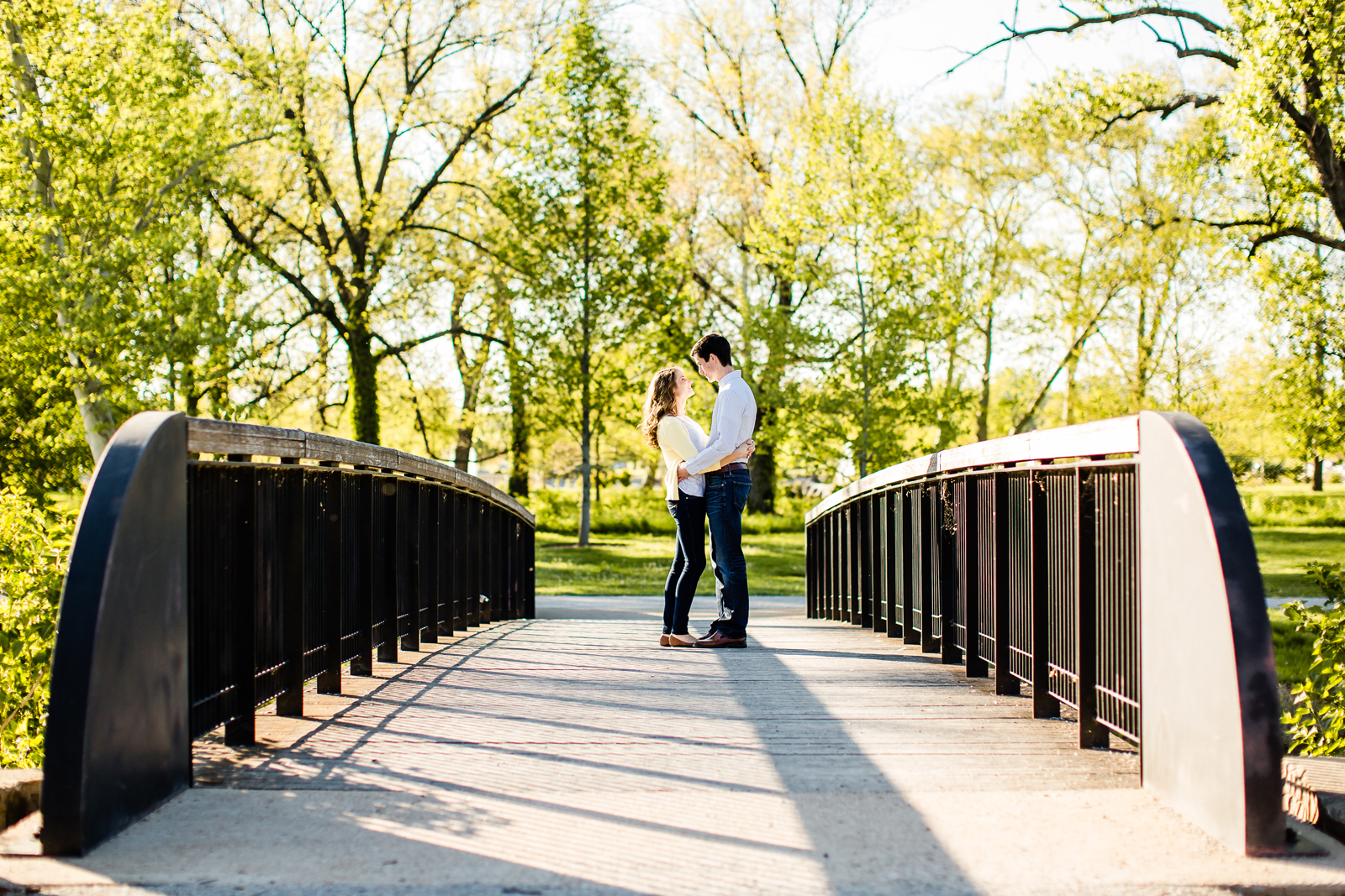 Forest Park Engagement Session St Louis Wedding Photographer Oldani Photography 3.jpg