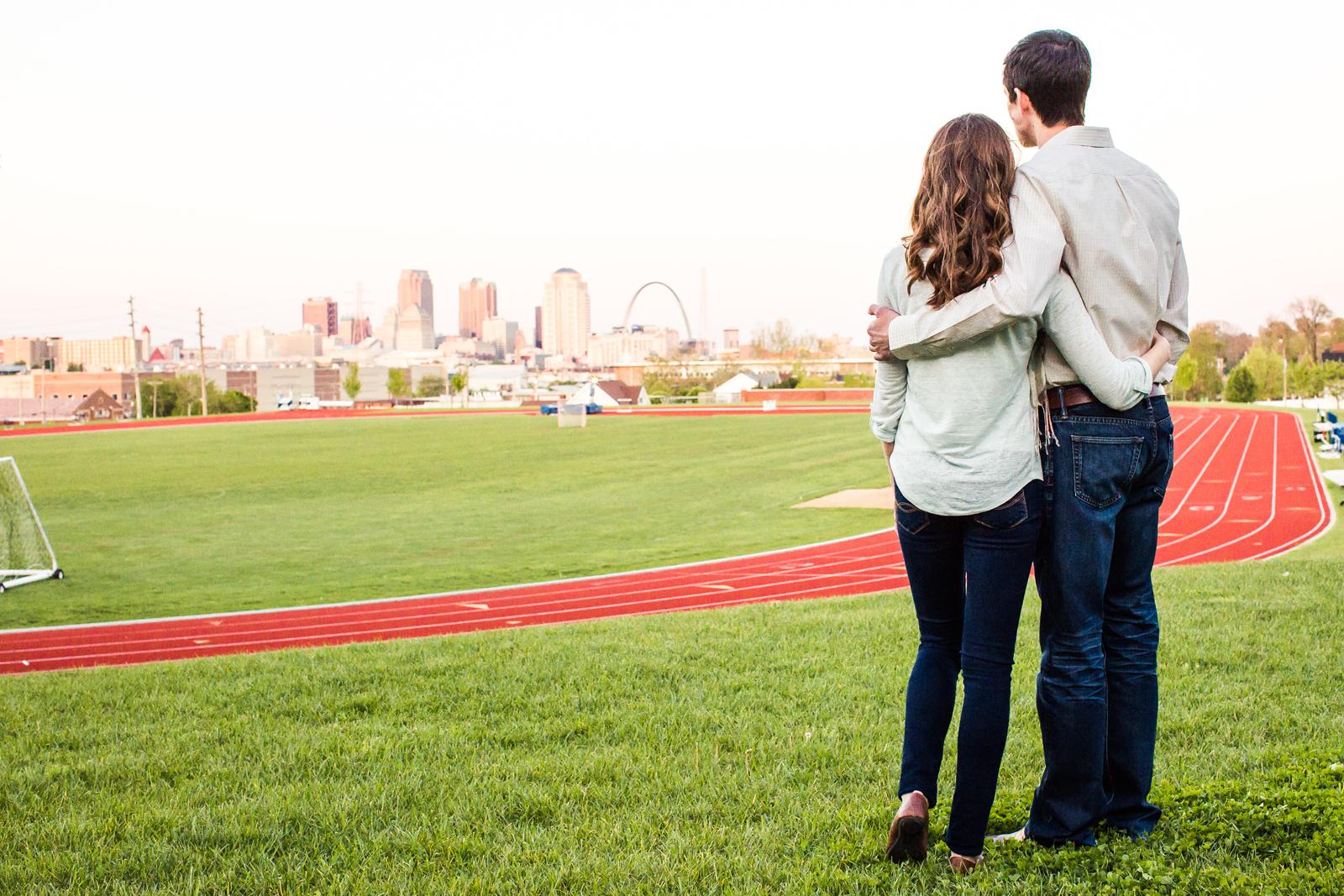 SLU Engagement Session St Louis Wedding Photographer Oldani Photography 1.jpg