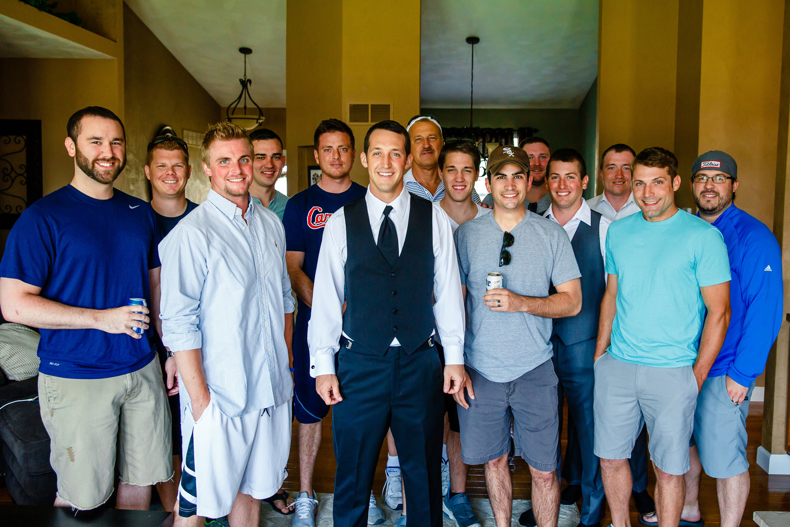 Millstadt Bridal Party Photos with St. Louis Wedding Photographers by Oldani Photography 3.jpg