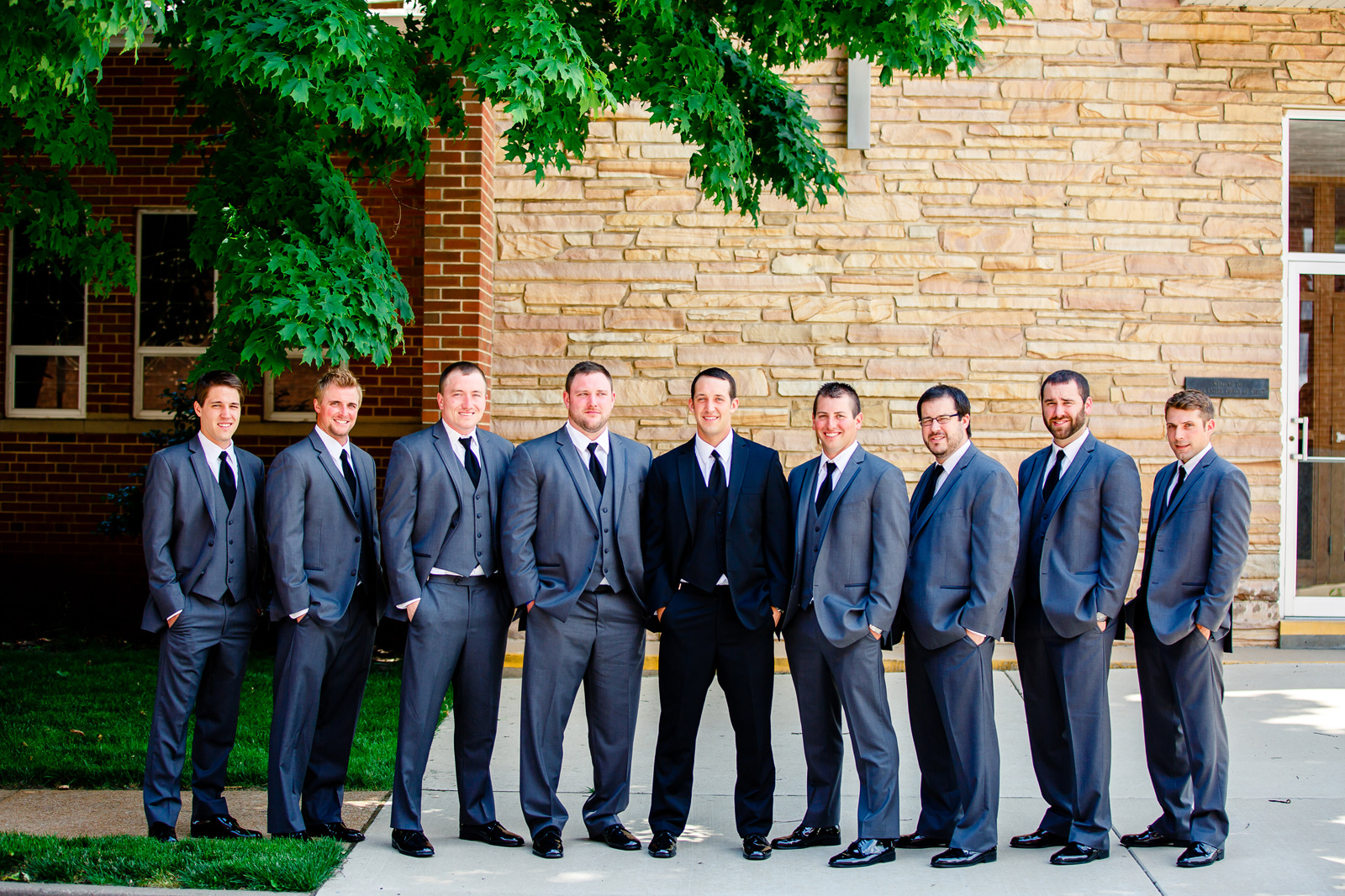 Millstadt Bride Wedding Photos at St. Paul United Church of Christ with St. Louis Wedding Photographers by Oldani Photography 3.jpg