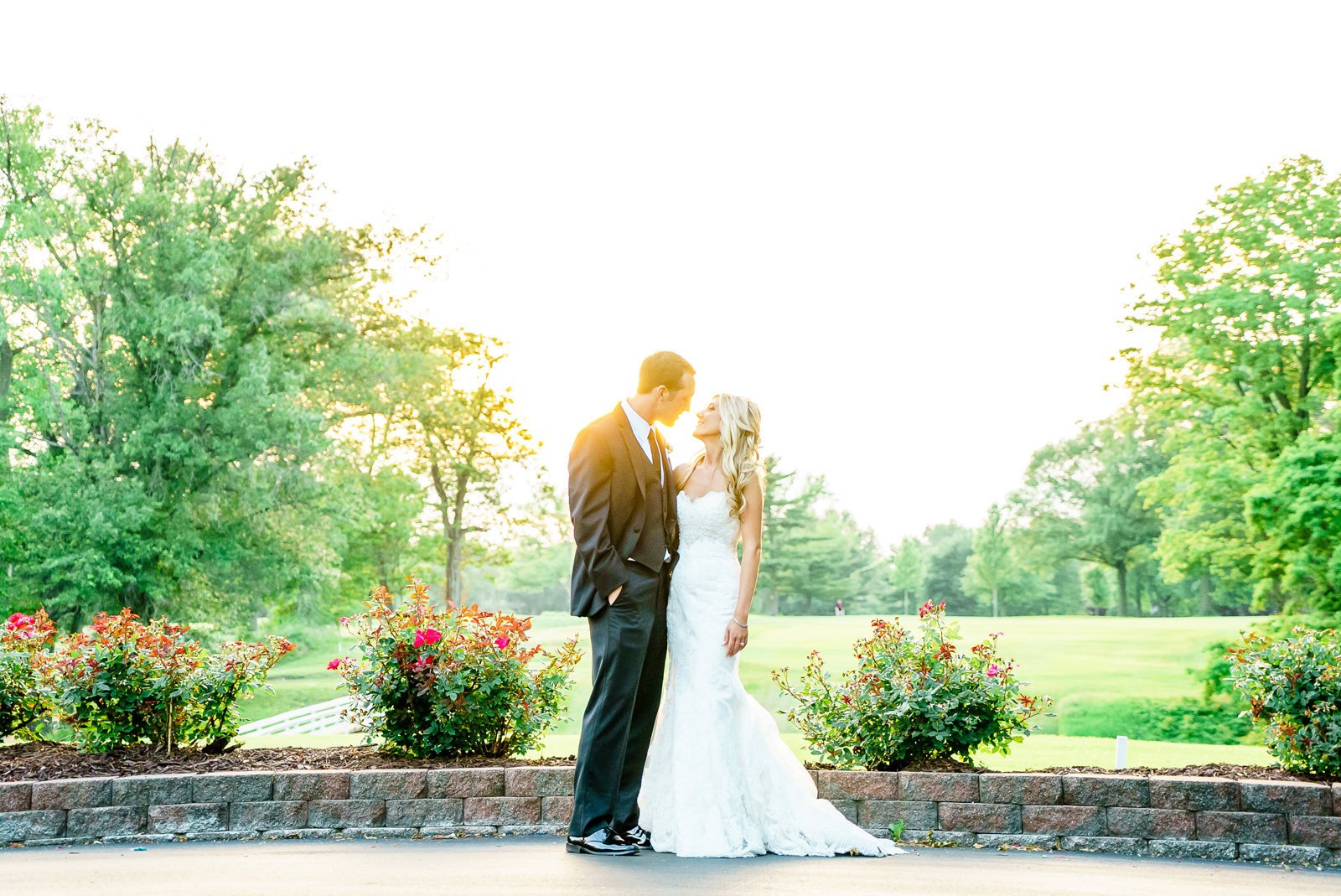 St. Clair Country Club Wedding Reception Photos with St. Louis Wedding Photographers by Oldani Photography 2.jpg