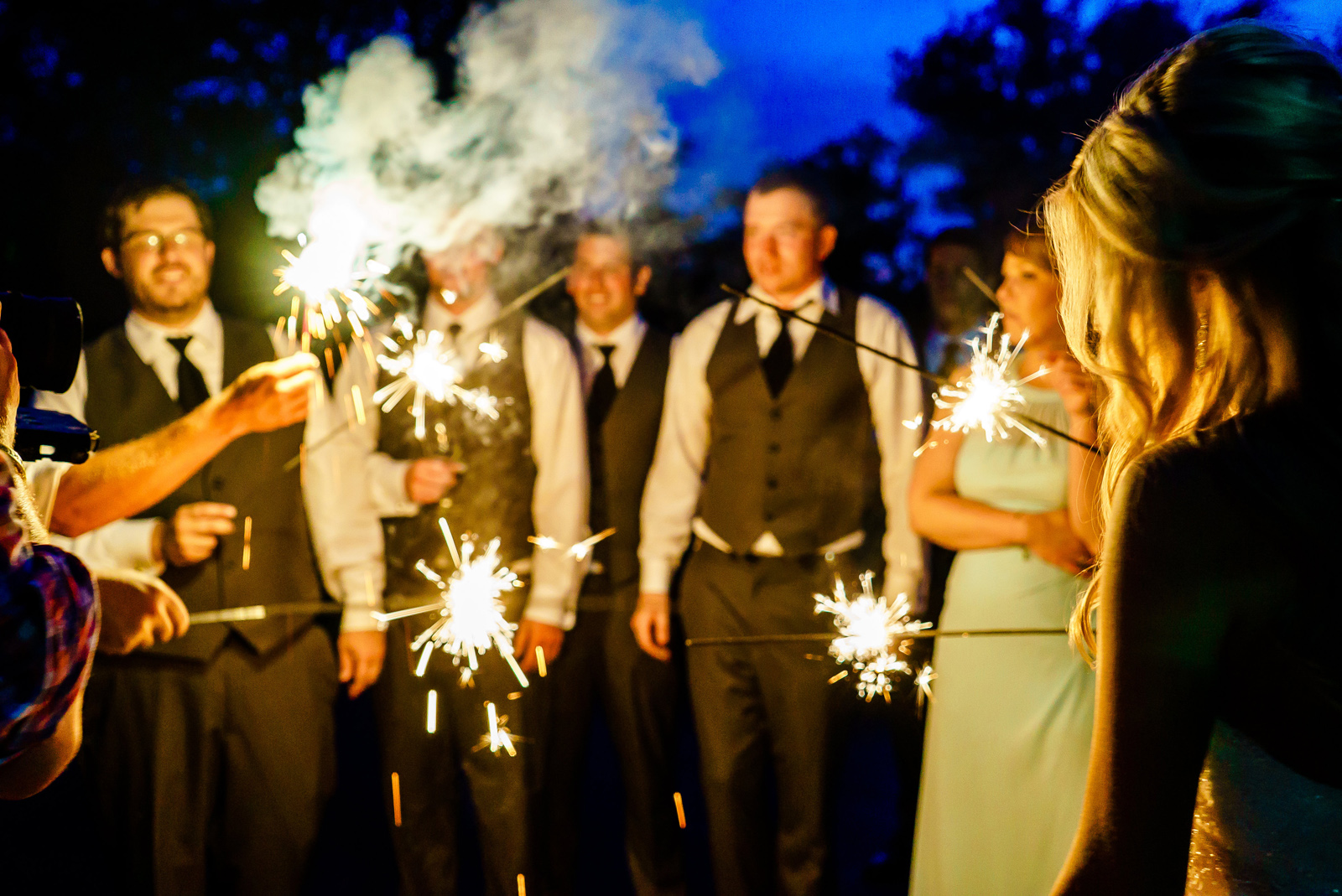 St. Clair Country Club Wedding Reception Photos with St. Louis Wedding Photographers by Oldani Photography 3.jpg