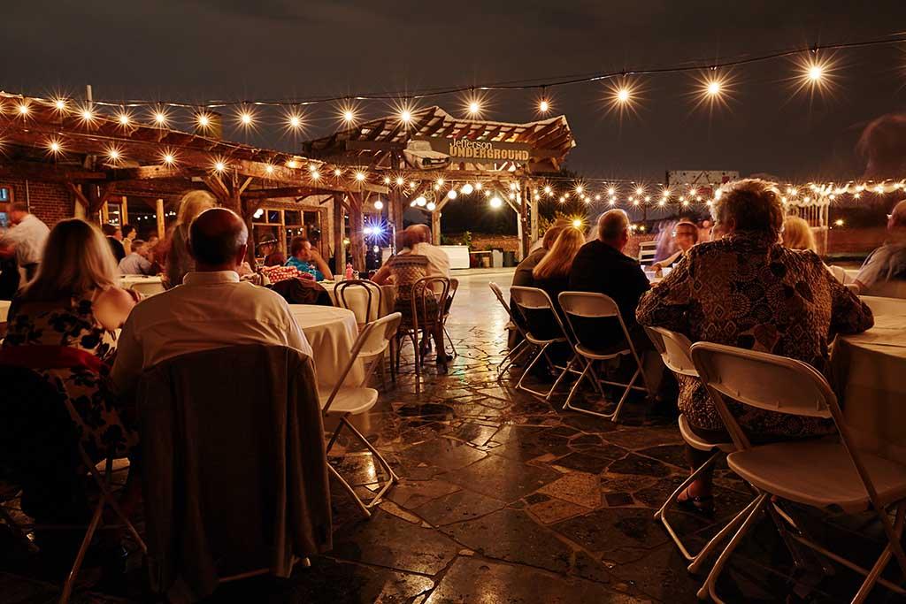 Jefferson Underground / Tower Grove Park Wedding Photos by St. Louis Wedding Photographers Oldani Photography