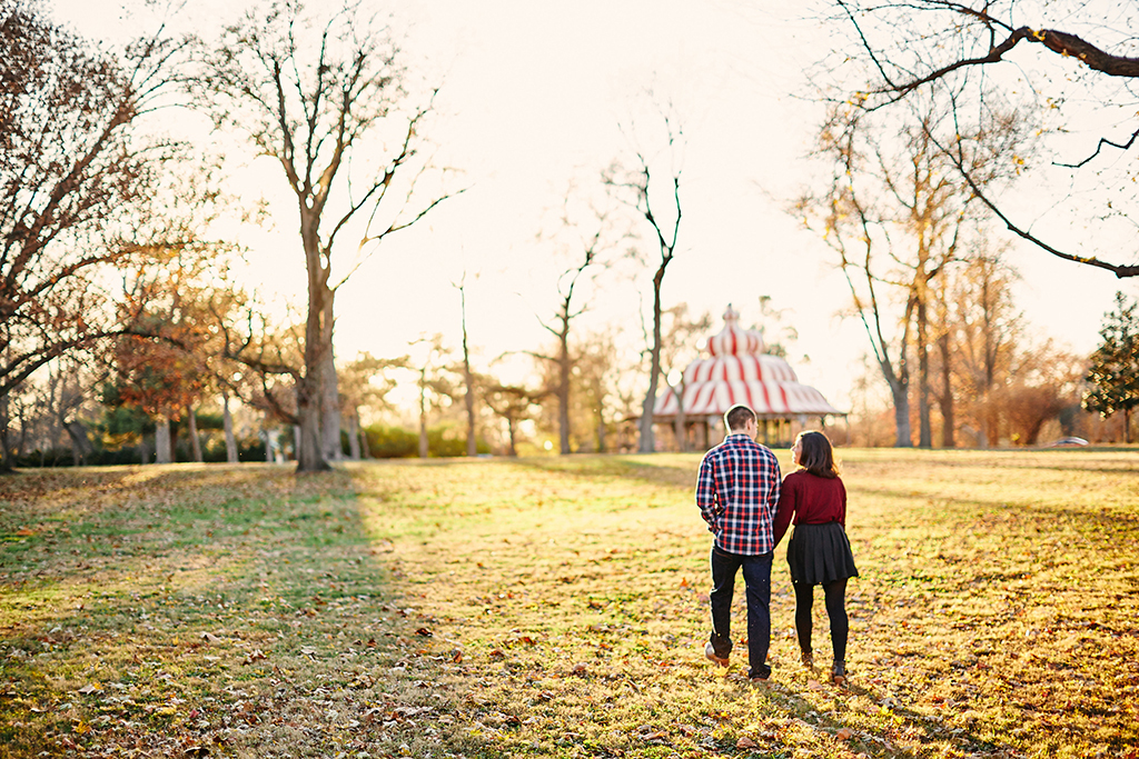 Tower Grove Park Engagement Session by St Louis Wedding Photographers Oldani Photography v