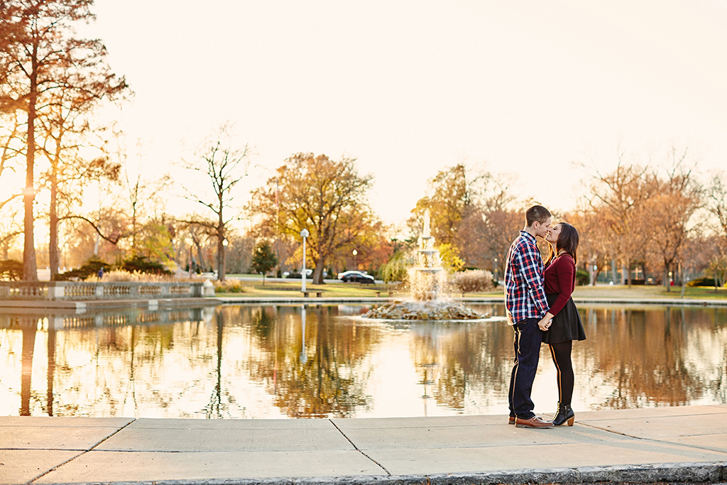 Tower Grove Park Engagement Session by St Louis Wedding Photographers Oldani Photography 34.jpg