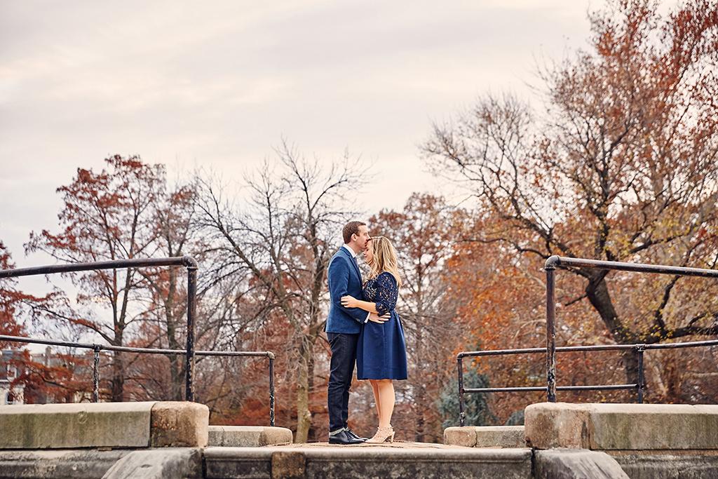 Downtown Washington Avenue Lafayette Square Planters House Engagement Session by St Louis Wedding Photographers Oldani Photography 20.jpg