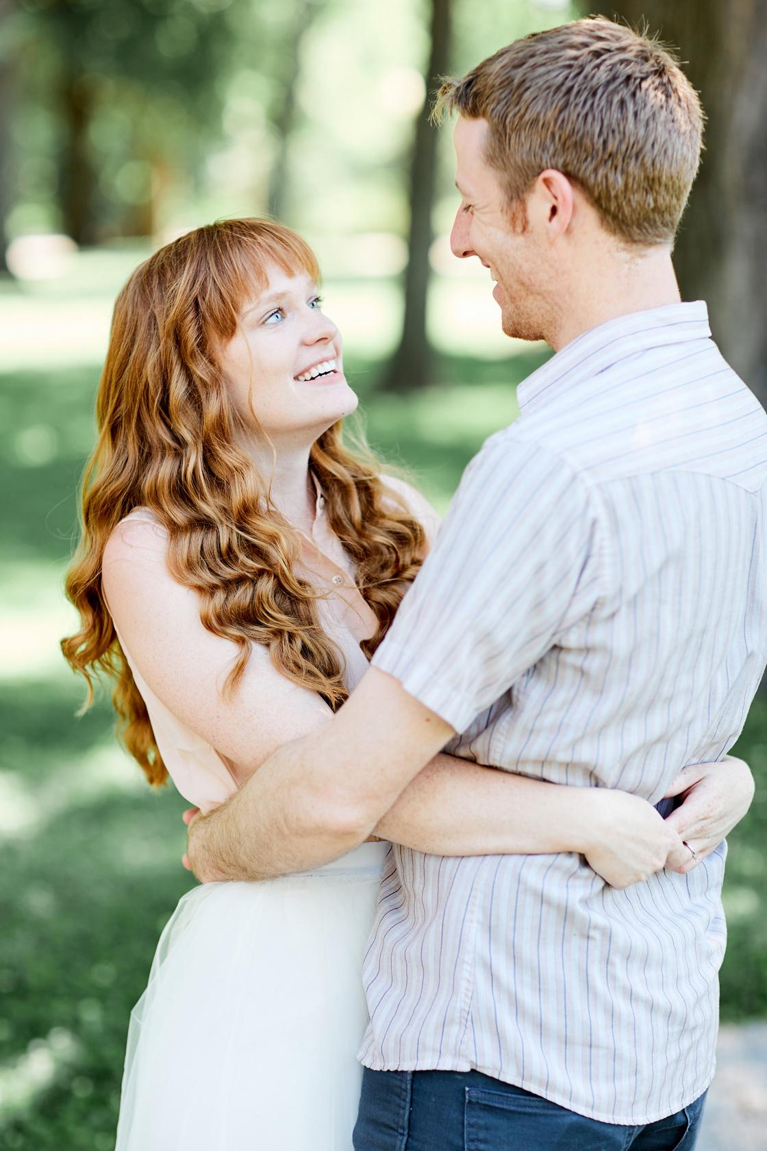 Tower Grove Park St Louis Engagement Session by Oldani Photography St. Louis Wedding Photographers