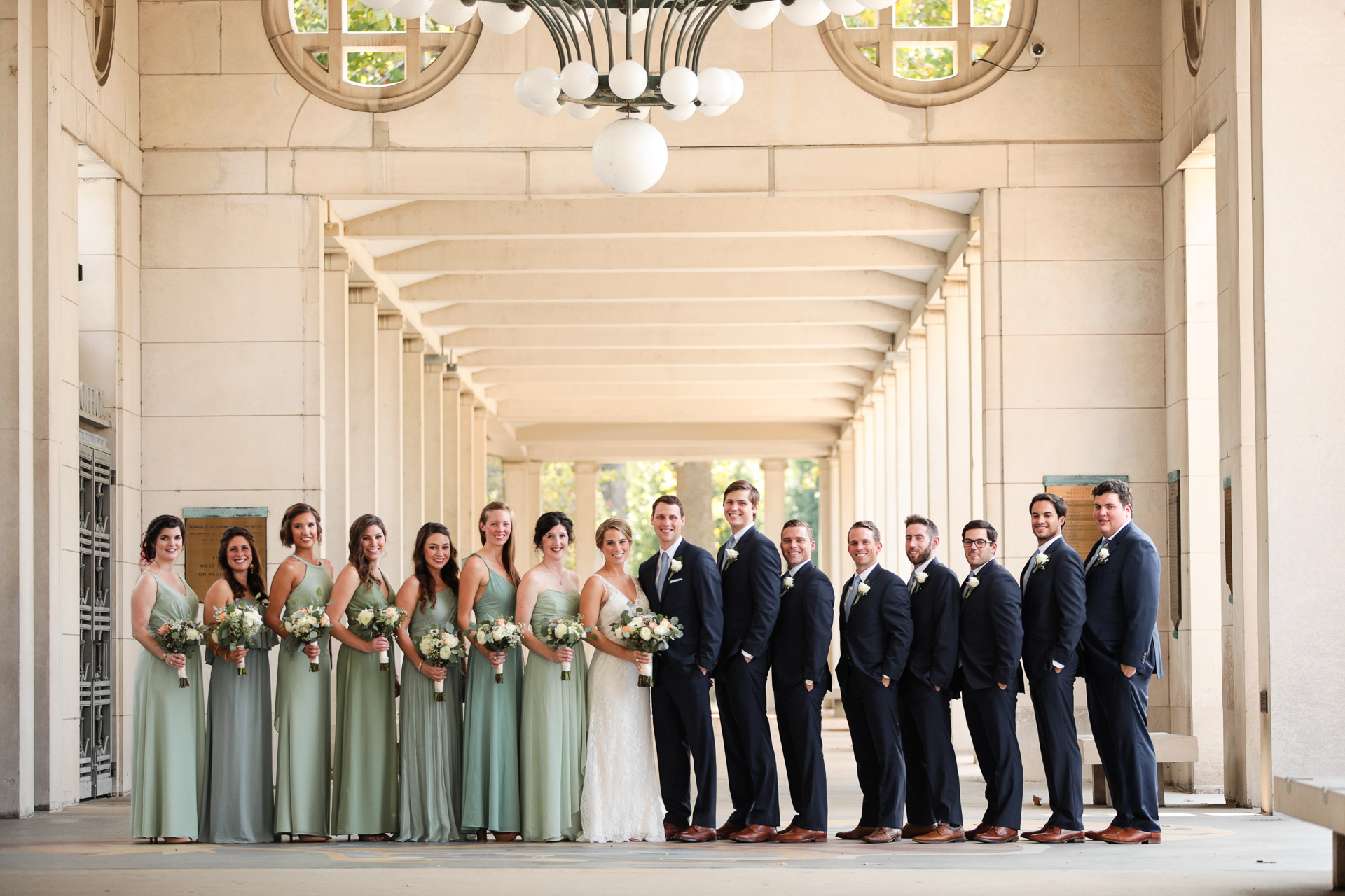 World's Fair Pavillion Wedding and Reception by St Louis Wedding Photographers and Videographers Oldani Photography