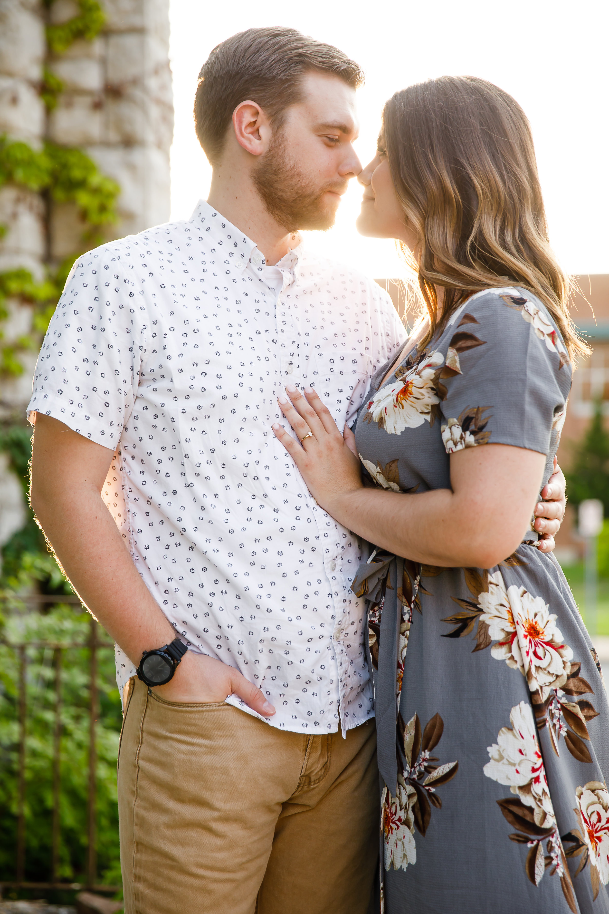 St Louis Engagement Photos by St Louis Wedding Photographers and Videographers Oldani Photography 26.jpg