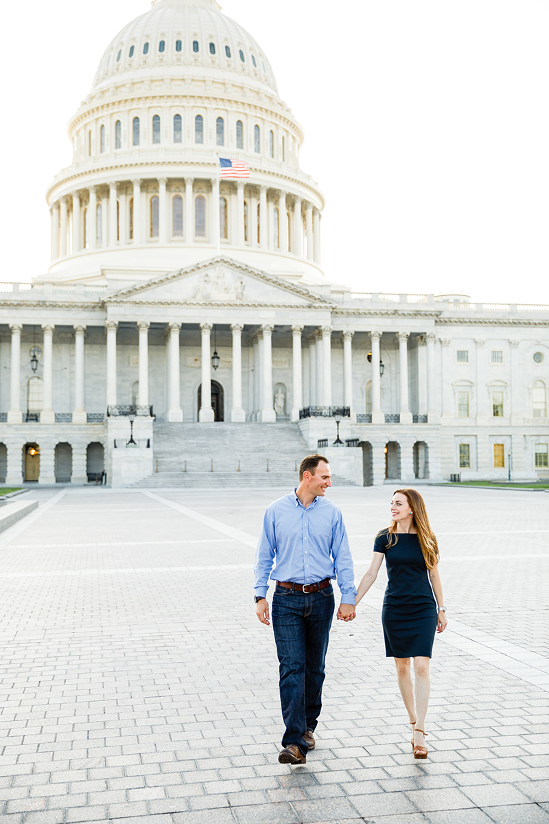 Washington DC and Georgetown Engagement Photos by St Louis Wedding Photographers and Videographers Oldani Photography 11.jpg
