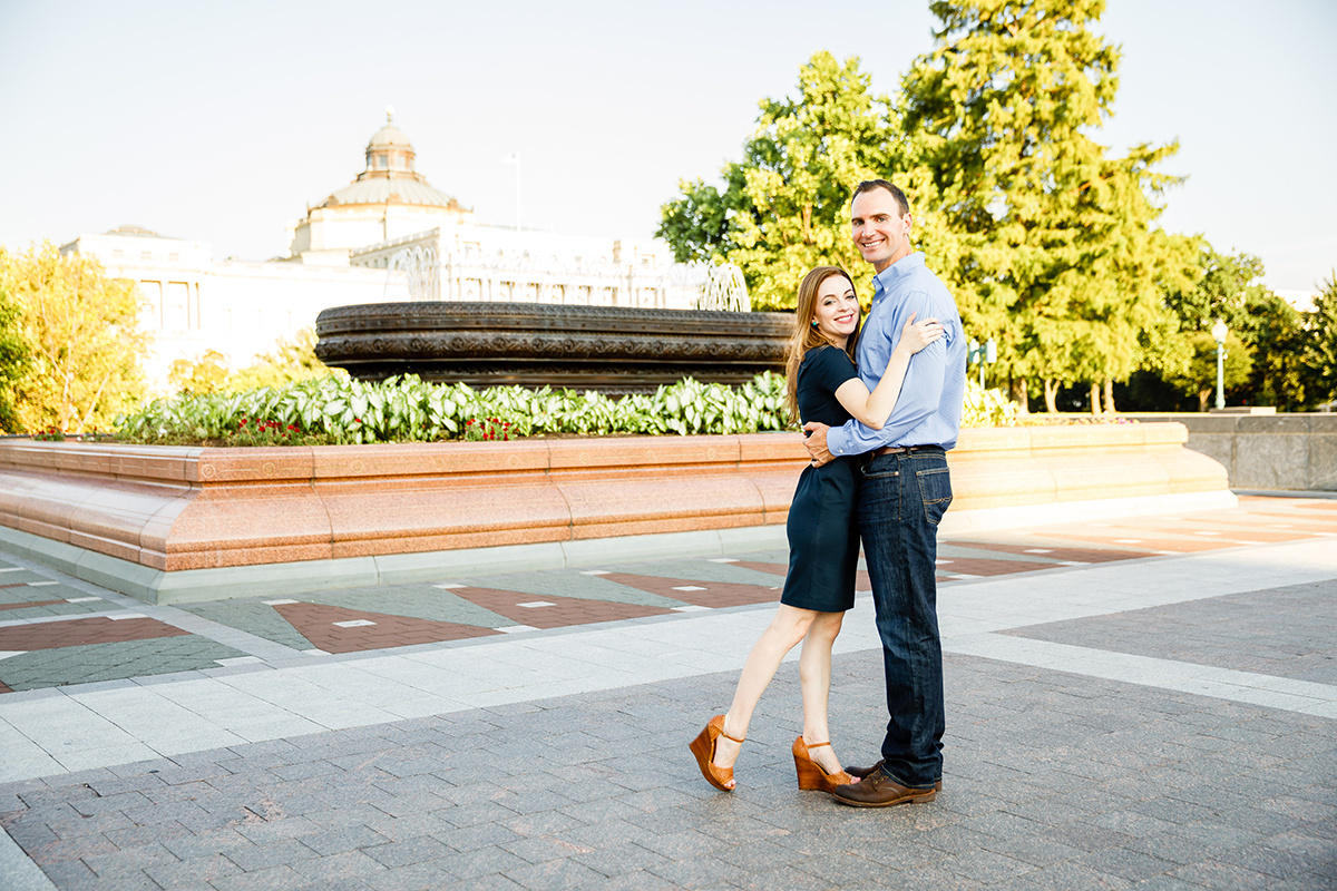 Washington DC and Georgetown Engagement Photos by St Louis Wedding Photographers and Videographers Oldani Photography 10.jpg