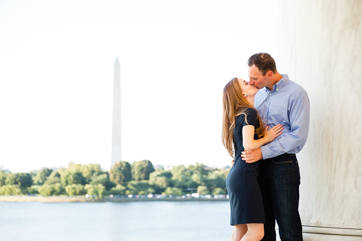 Washington DC and Georgetown Engagement Photos by St Louis Wedding Photographers and Videographers Oldani Photography 17.jpg